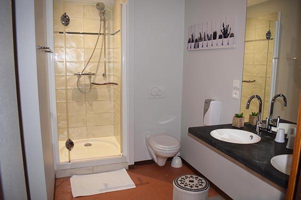 Salle de bain Château de la Roche