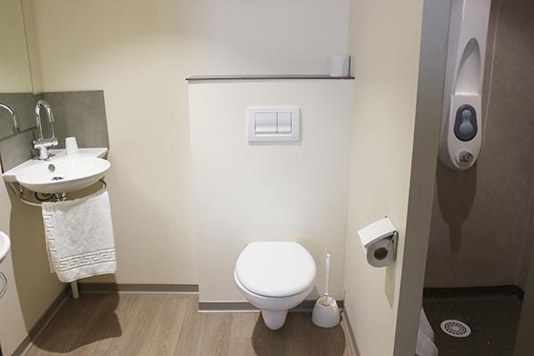 Toilette Chambre de la Résidence du Bocage