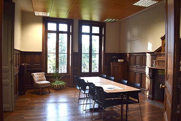 Salle de réunion 2 Château de la Roche