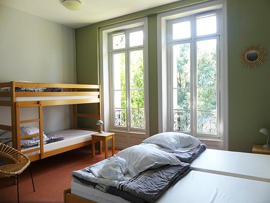 Chambre 2 Château de la Roche